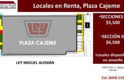 Locales Plaza Cajeme