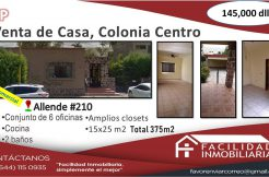 Allende 145m Dlls