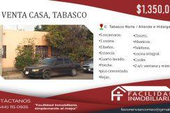 tabasco 1350