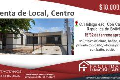 Hidalgo 18000