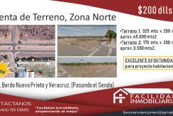 Bordo Nuevo y Veracruz 200 dlls m2